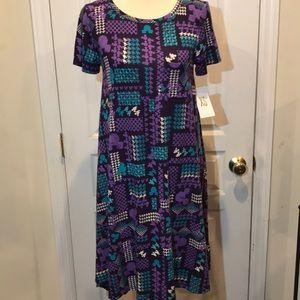 NWT LuLaRoe *DISNEY* Carly dress - XS